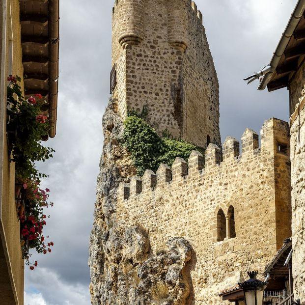 Los pueblos más bonitos de la provincia de Burgos. Foto: bigstock