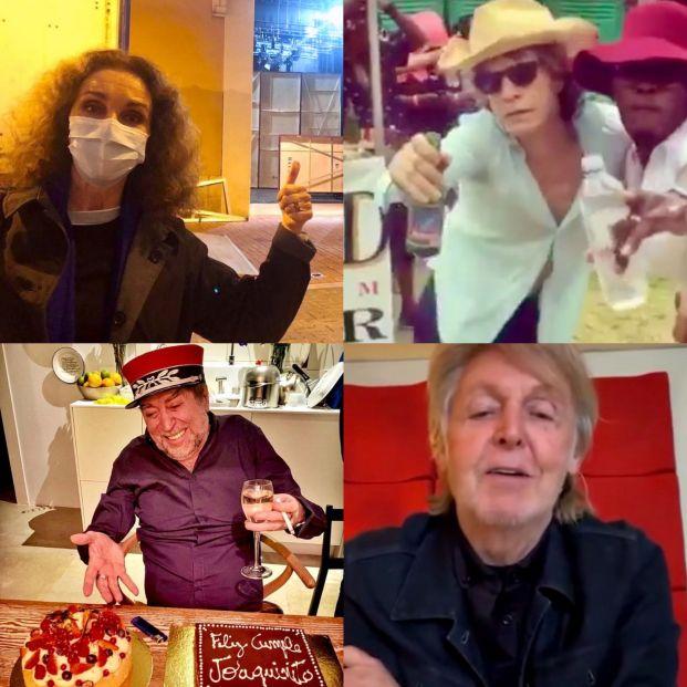 6 cantantes mayores de 65 años a los que seguir en Instagram