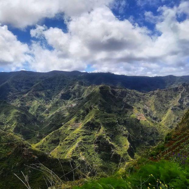Macizo de Anaga en Tenerife (Carlos Losada)