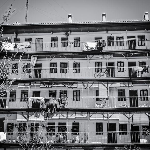 Viaja al Madrid más castizo visitando sus corralas más famosas (Foto. Flickr: Igor Romero)