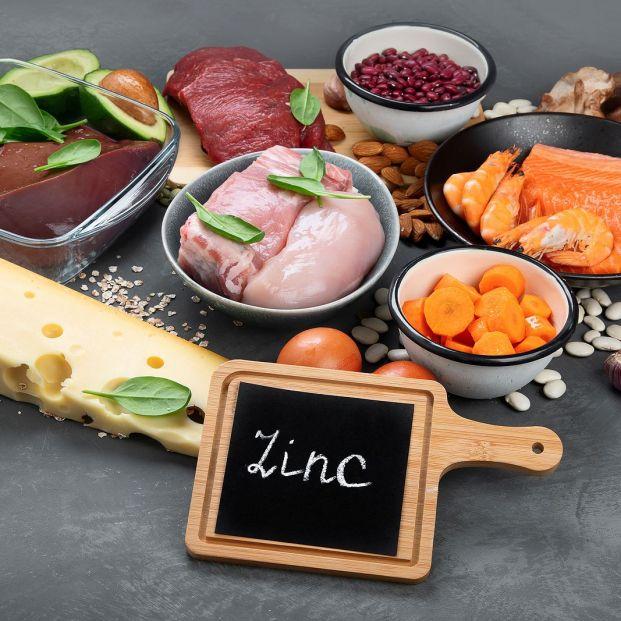 Alimentos ricos en zinc que te ayudan a combatir el cansancio. Foto: bigstock