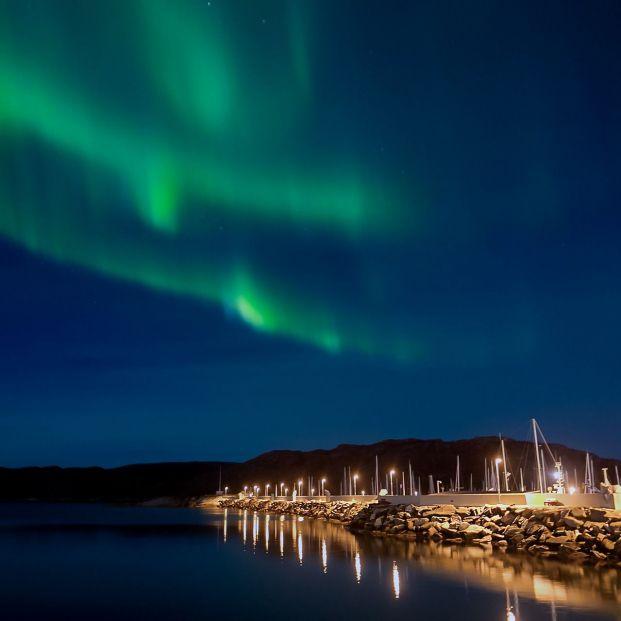 ¿Dónde se pueden ver auroras boreales? (Pixabay )