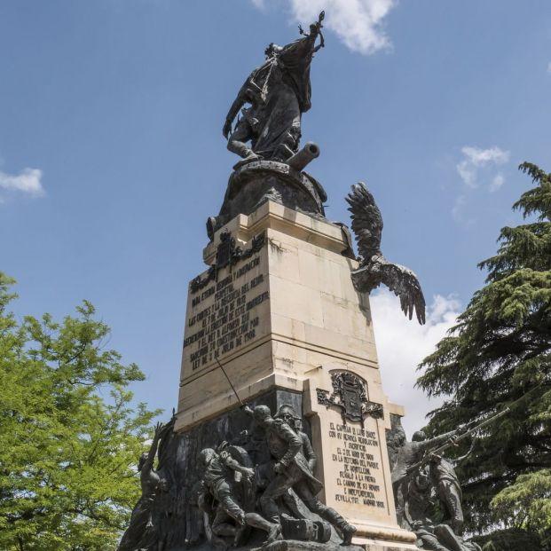Héroes del 2 de mayo: Daoíz y Velarde