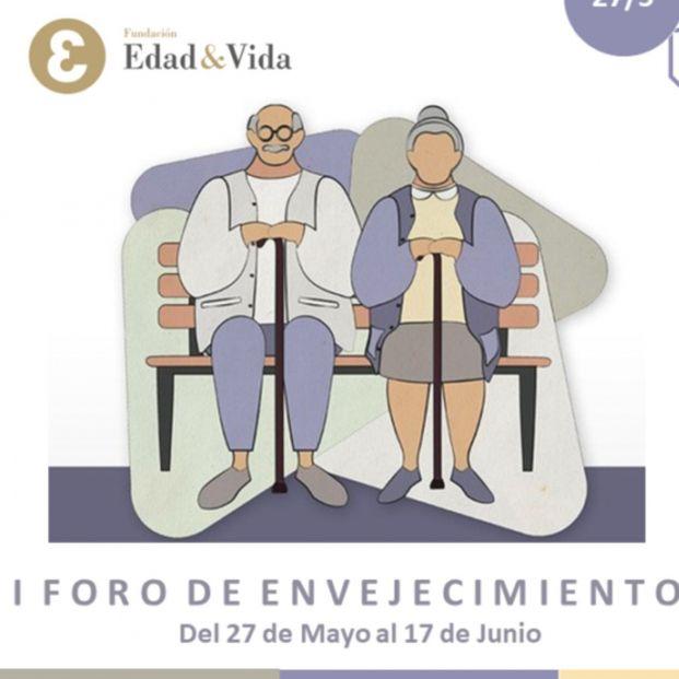 """La Fundación Edad&Vida impulsa el primer """"Foro de Envejecimiento"""""""