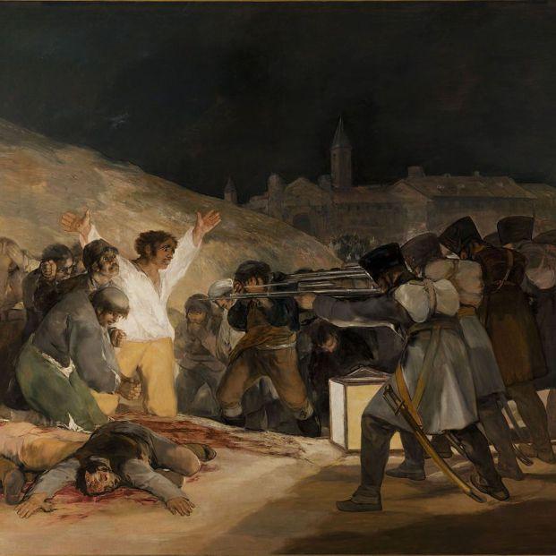 Fusilamientos del 3 mayo de Goya (Wikipedia)