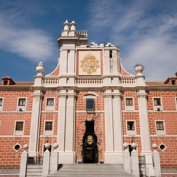 Cuartel Del Conde Duque: clave en el 2 mayo de 1808 (bigstock)