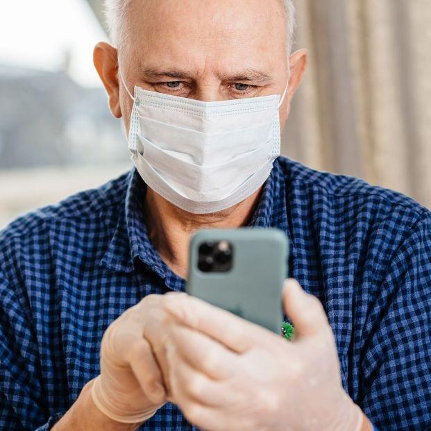 Te enseñamos cómo desbloquear el iPhone con mascarilla
