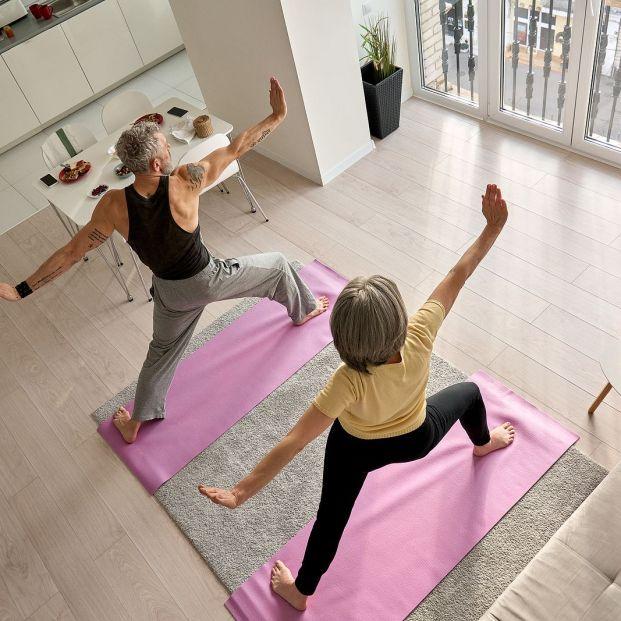 Solo necesitas 5 minutos al día para ponerte en forma con el método Sakuma . Foto: Bigstock