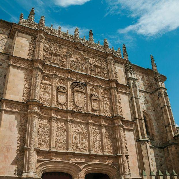 ¿Cuáles son las universidades más antiguas de España? Universidad de Salamanca
