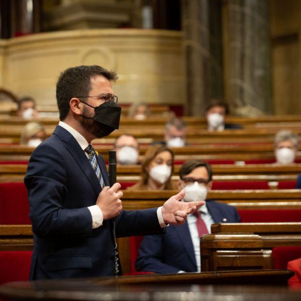 ERC y Junts cierran un preacuerdo para formar un Gobierno de coalición en Cataluña