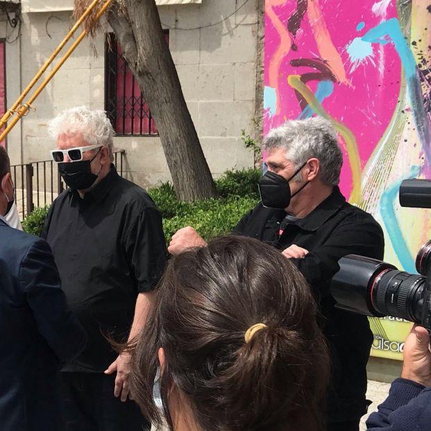 La vena pictórica de Almodóvar llega a Toledo llena de color y de flores de la mano de Jorge Galindo