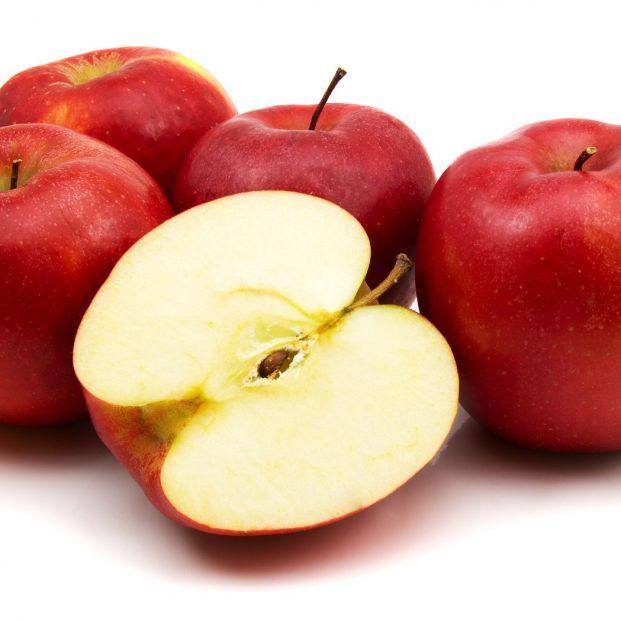 ¿Qué son las calorías negativas de la manzana?
