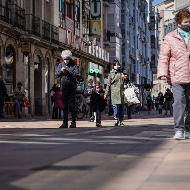 Zaramaga, el barrio de Vitoria en el que el 24% de los mayores viven solos