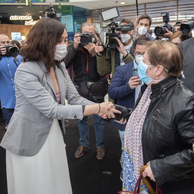 ¿Qué futuro tenemos los mayores de Madrid? Foto: Europa Press
