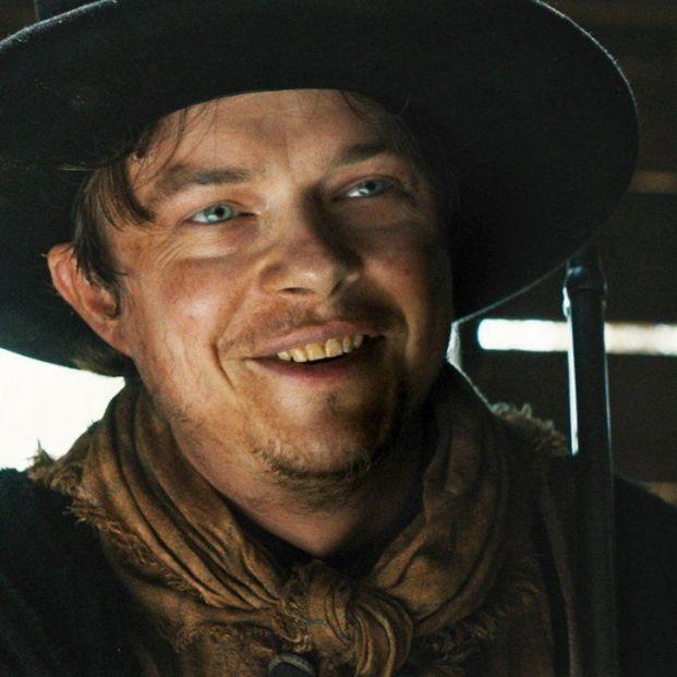 Dane DeHaan como Billy el Niño en Sin piedad (2019) (Suretone Pictures)