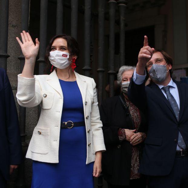 El efecto Ayuso hace subir al PP y se sitúa a 4,5 puntos del PSOE, según el CIS