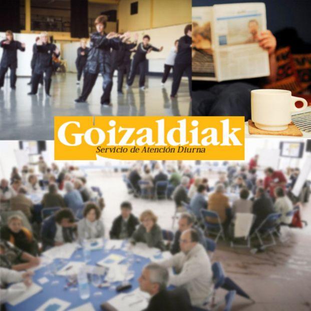 Goizaldiak, el servicio de atención diurna dirigido a personas mayores frágiles y autónomas