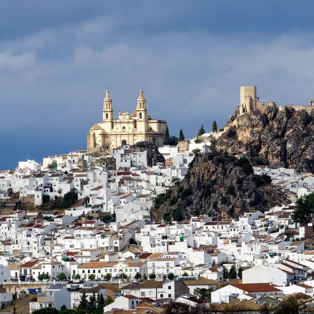 Olvera se convierte en la Capital del Turismo Rural 2021: descubre sus encantos