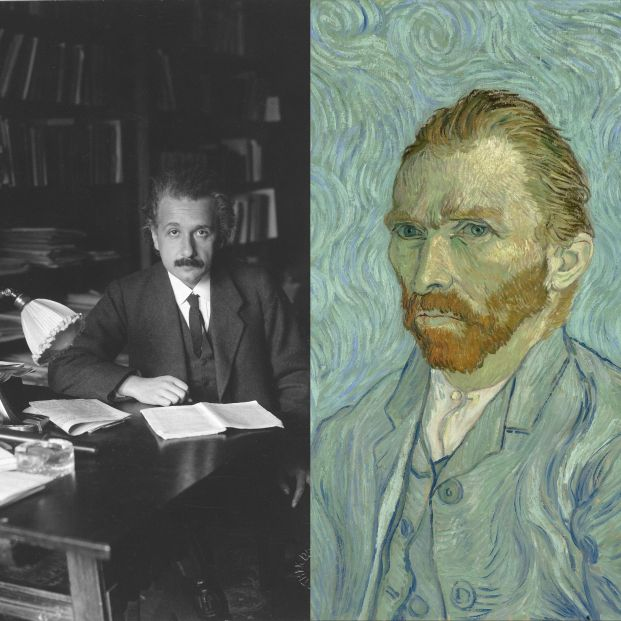 Ni Van Gogh se cortó la oreja ni Einstein sacaba malas notas: 5 grandes mentiras de la Historia