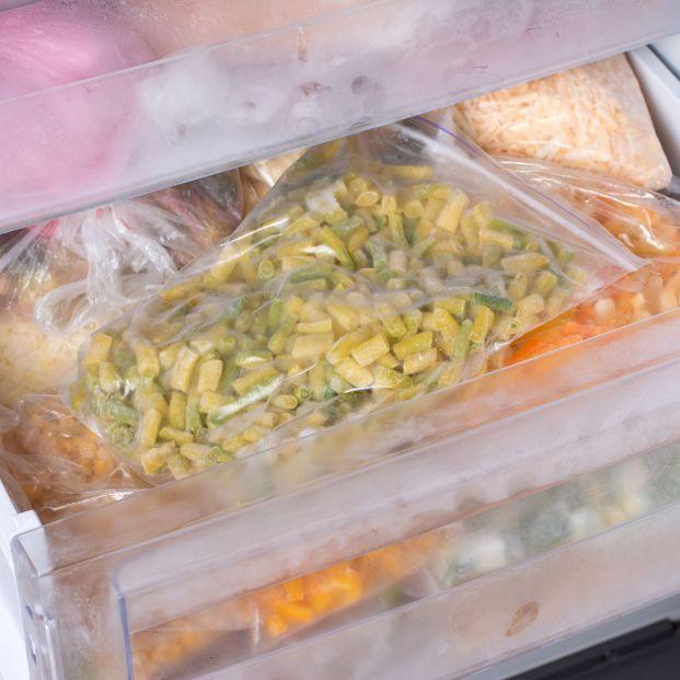 Verduras congeladas que puedes encontrar en tu supermercado más cercano