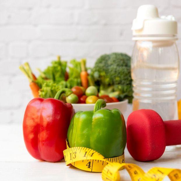 Aliméntate correctamente antes, durante y después de hacer ejercicio