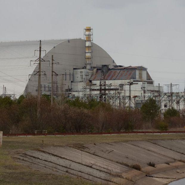 Chernóbil 33 años después del accidente nuclear  (bigstock)