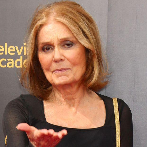 Gloria Steinem, Premio Princesa de Asturias de Comunicación y Humanidades 2021. Foto: Europa Press