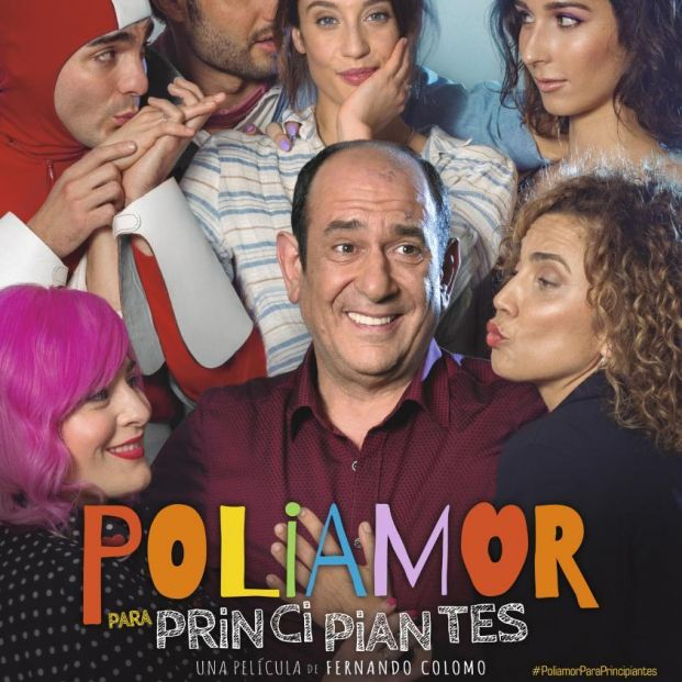 Fernando Colomo estrena nuevo filme: 'Poliamor para princ...