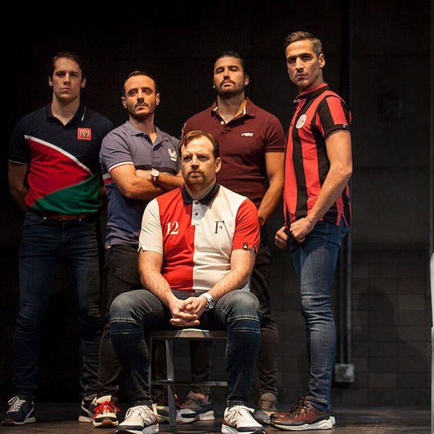Jauría, sobre el caso de La manada en el teatro Kamikaze de Madrid (Teatro Kamikaze)