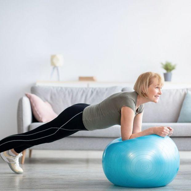 ¿Dolor de espalda? Fortalece tus abdominales