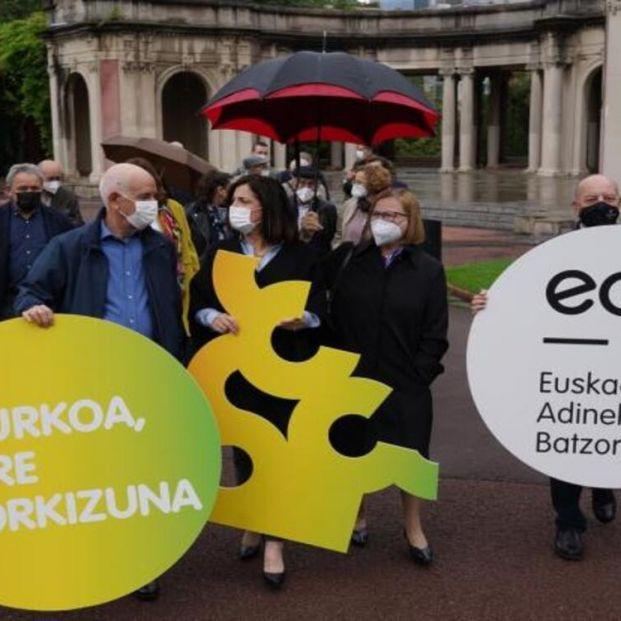 Los mayores tendrán voz en las políticas que les afectan en el País Vasco