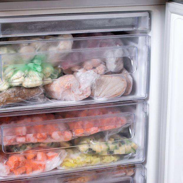 ¿Cuánto tiempo aguanta la comida cocinada en el congelador? Foto: bigstock