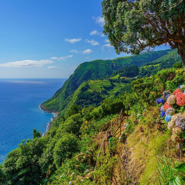 Descubre las islas Azores, un tesoro portugués en medio del Atlántico. Foto: bigstock