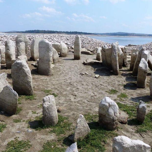 Descubrimos el dolmen de Guadalperal: el Stonehenge español. Foto: EuropaPress