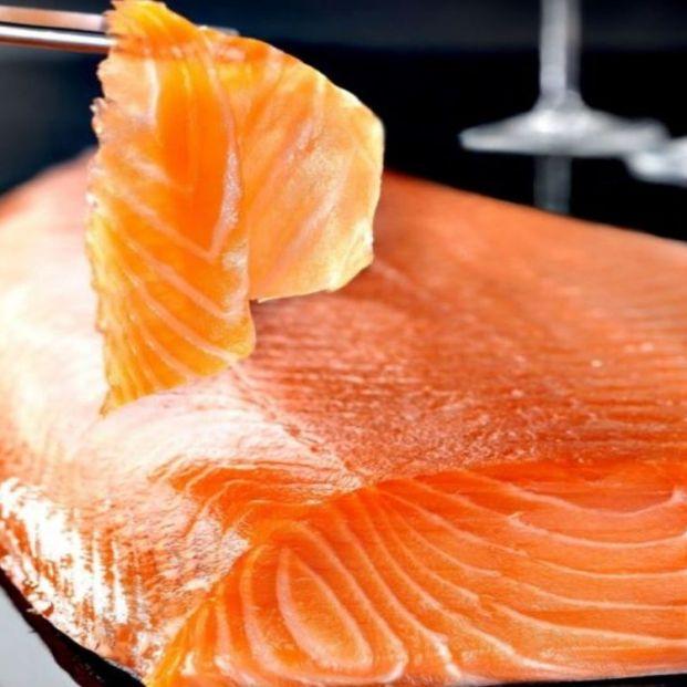 EuropaPress 3718982 salmon ahumados dominguez 2
