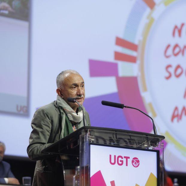EuropaPress 3718557 secretario general ugt pepe alvarez interviene 43 congreso confederal ugt