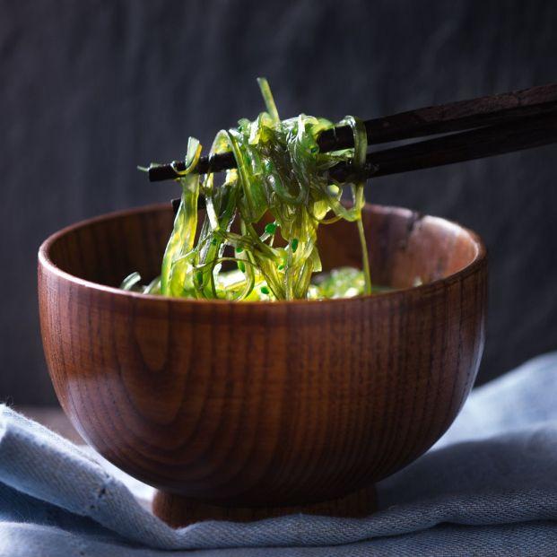 Algas en la dieta (Bigstock)