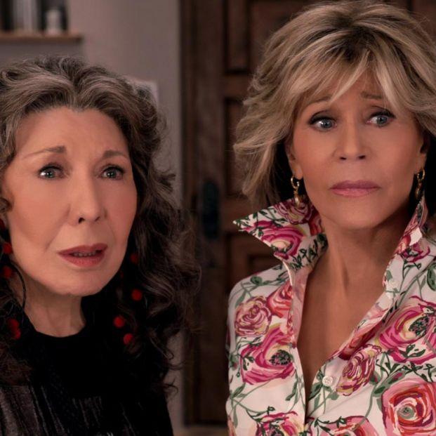 Grace & Frankie: las 11 problemáticas de los mayores que aborda (y da visibilidad)