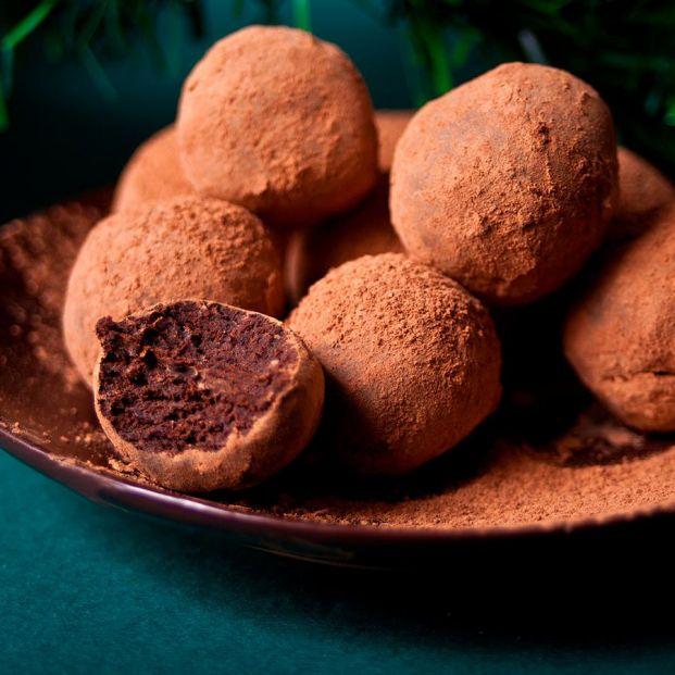 Cómo hacer trufas de chocolate caseras deliciosas