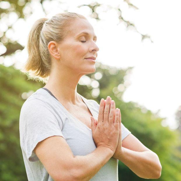 Cómo respirar para relajarse y disminuir el estrés (Bigstock)