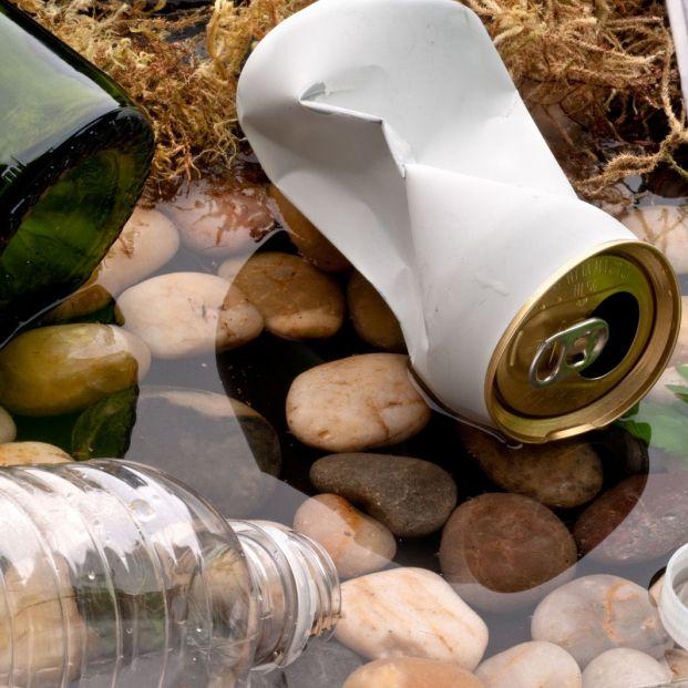 Te apuntas al plogging o a recoger basura mientras corres (Bigstock)