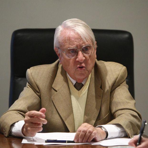 Muere a los 91 años Cristóbal Halffer, el compositor y director de orquesta