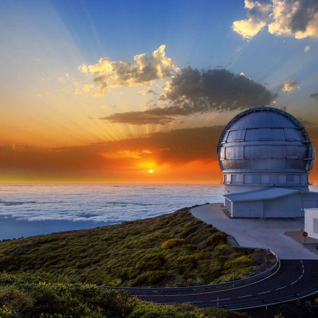 Astroturismo: las mejores rutas para ver las estrellas en La Palma Foto: bigstock