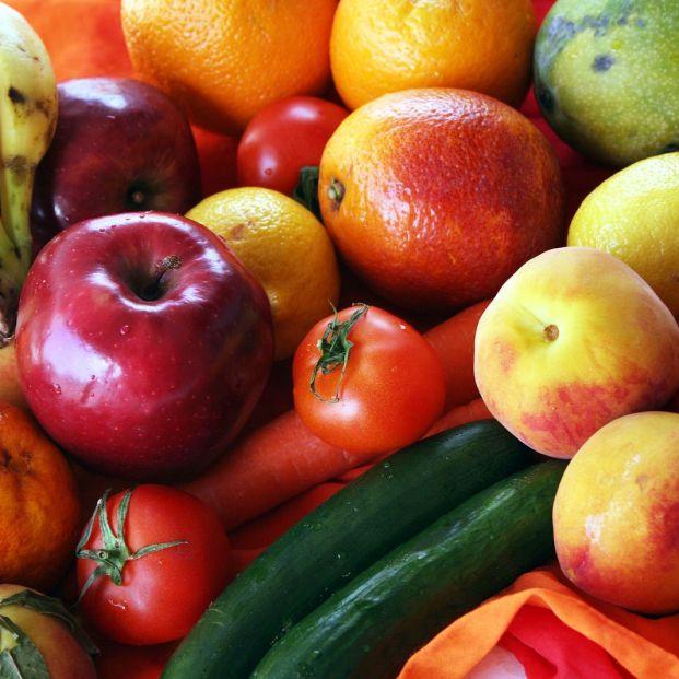 Fruta y verdura (bigstock)
