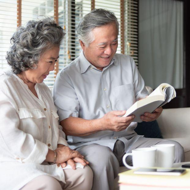 Jubilados japoneses que trabajaron en Estados Unidos, están recibiendo ayudas del gobierno americano