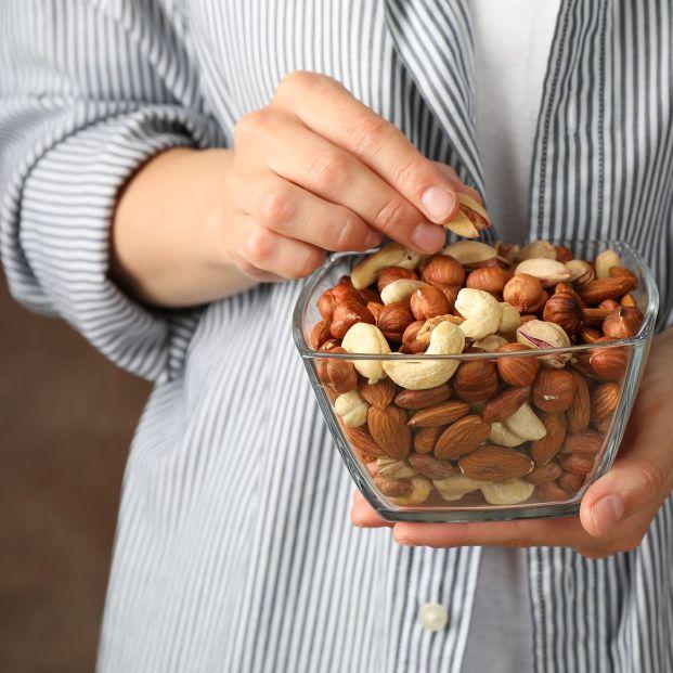 ¿Cuántos frutos secos puedo comer sin engordar?