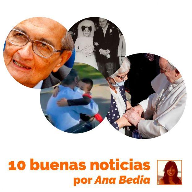 Las 10 buenas noticias de hoy 27 de mayo: Cero hospitalizaciones por Covid en octubre