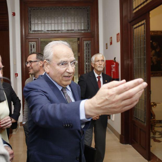 """Alfonso Guerra, contra los indultos a los condenados del 'procés': """"Sería un acto ilegal"""""""