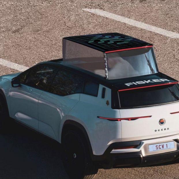 El Papamóvil eléctrico: así será el coche del Papa Francisco