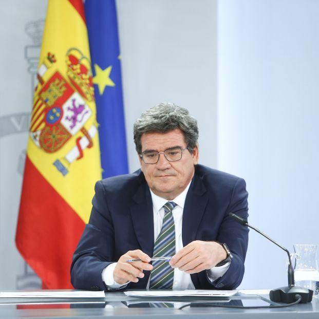 """Escrivá descarta aprobar mañana la reforma de pensiones: """"sería demasiado prematuro"""". Foto: Europa Press"""